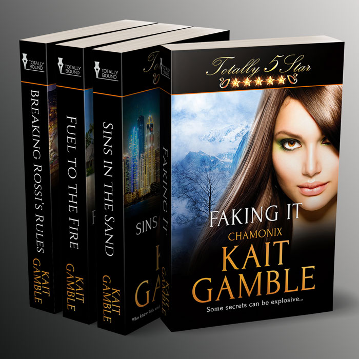 Kait Gamble Totally Five Star Books Faking It