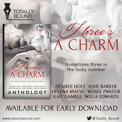 Three's a Charm Early Download