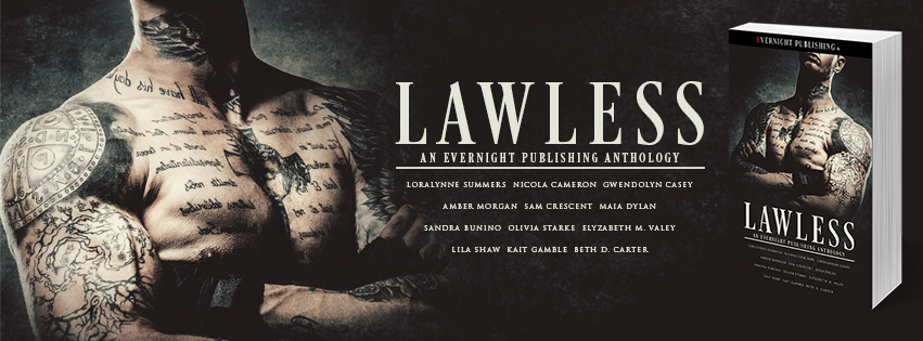 Lawless Anthology Banner