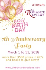 The Romance Reviews 7th Anniversary Party