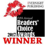 Evernight Readers Choice Winner 2017