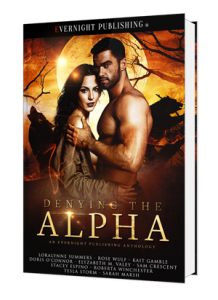 Denying the Alpha Cover